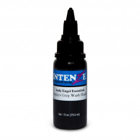Encre Intenze Greywash Black 30ml - Andy Engel Colors