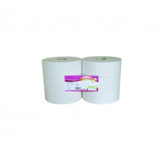 Papier toilette hygiénique Maxi jumbo 6 rouleaux