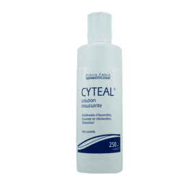 Cyteal Solution moussante antiseptique 250 ml